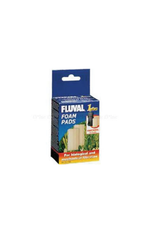 Fluval 1 Plus Filter Foam Pads -  A180