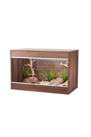 VIVEXOTIC REPTIHOME MAXI MEDIUM - WALNUT (PT4085)
