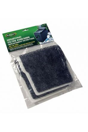 Blagdon Minipond Carbon & Wool Set for the 4500 & 600 Filters