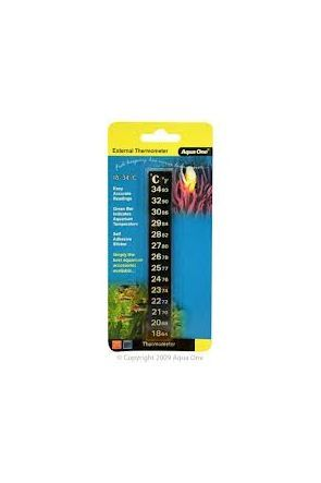 Aqua One External Digital Thermometer (Strip)