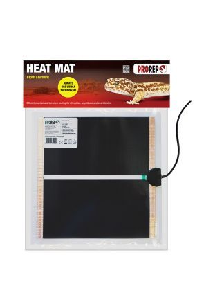 "Pro Rep Cloth Element Heat Mat 11"" x 11"""