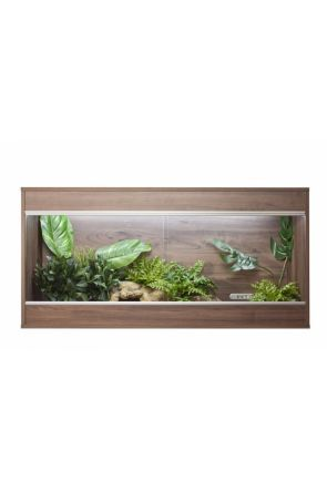 VIVEXOTIC REPTIHOME MAXI VIVARIUM LARGE - WALNUT (PT4088)