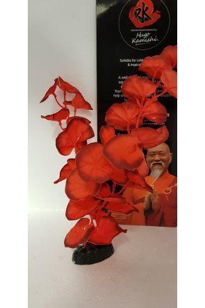 Hugo Kamishi Silk Plant Red Lily 30cm (1360354)