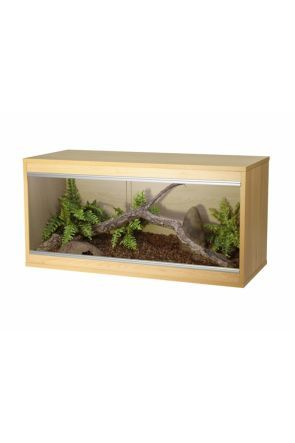 VIVEXOTIC REPTIHOME MEDIUM - BEECH (PT4050)