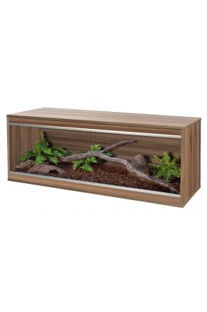 VIVEXOTIC REPTIHOME LARGE - WALNUT (PT4075)