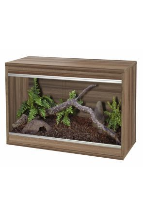 VIVEXOTIC REPTIHOME SMALL - WALNUT (PT4071)