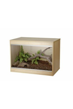 VIVEXOTIC REPTIHOME SMALL - OAK (PT4070)