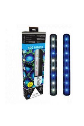 TMC AquaBeam 600 Ultima LED Strip - Marine White / Reef Blue - Twin