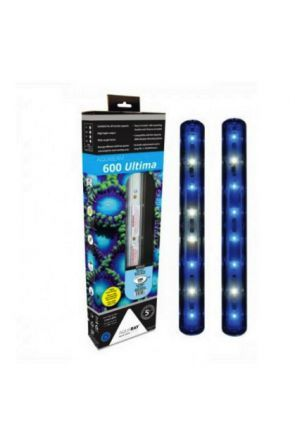 TMC AquaBeam 600 Ultima LED Strip - Reef White / Marine Blue - Twin (2717-uk)