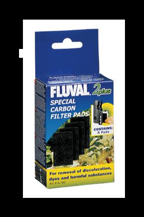 Fluval 2 Plus Filter - Carbon Pads A195