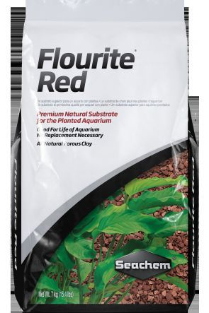Seachem Flourite® Red Planting Substrate (7kg)