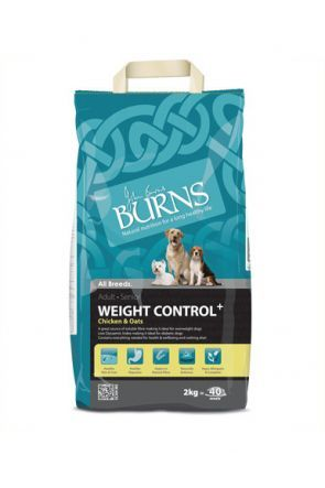 Burns Dog Food - Weight Control - Chicken & Oats 2kg