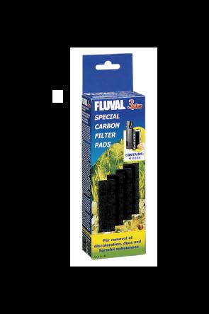 Fluval 3 plus filter - Carbon Pads A196