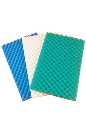 "3 Ply Filter Foam Pads 16.5"" x 10.75"""