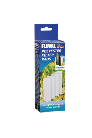 Fluval 3 plus filter - Polyester  Pads A191