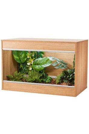 VIVEXOTIC REPTIHOME MAXI MEDIUM - OAK (PT4084)