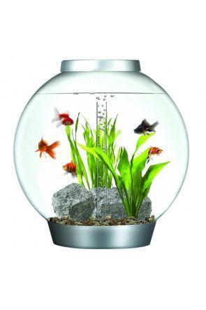 biOrb Classic 30 Litre Aquarium (Silver) with MCR