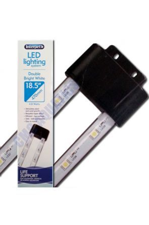 Interpet LED Lighting System - Double Bright White - 470mm