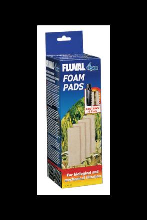 Fluval 4 plus filter Foam Pads A186
