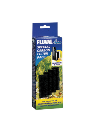Fluval 4 plus filter Carbon Pads A197