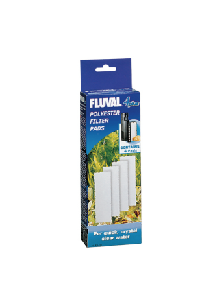 Fluval 4 plus filter Polyester  Pads A192
