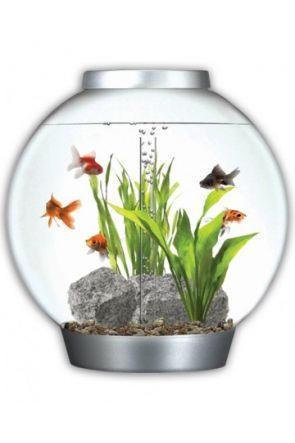 biOrb Classic 60 Aquarium (Silver) with MCR