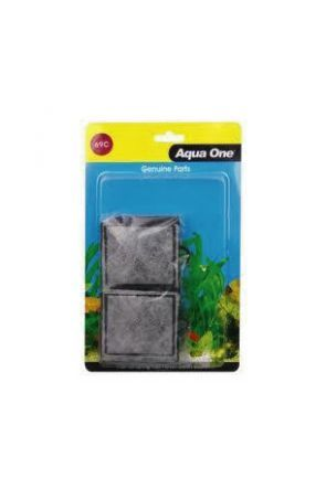 Aqua One 69c Carbon Sponge for the Aqua Pro 340 Aquariums