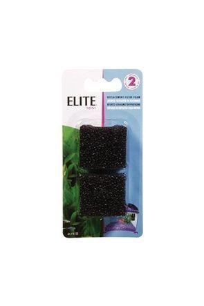 Elite Replacement Mini Foam Filter Inserts (2 pk) - A132