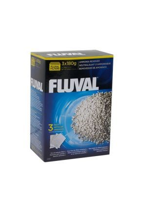 Fluval Ammonia Remover, 3 x 180g - A1480