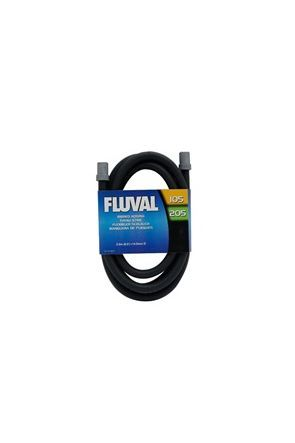 Fluval Ribbed Hosing External Filters 104/5/6 204/5/6 - A20014