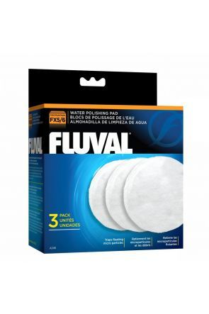 Fluval FX4/FX5/FX6 Series Water Polishing Pads A246