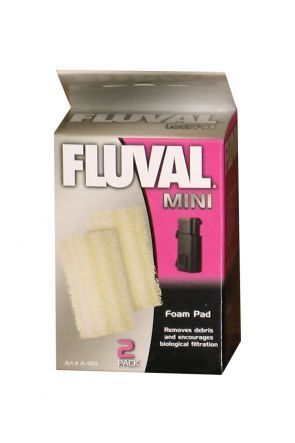 Fluval Mini Foam Pad (2 pack) A484
