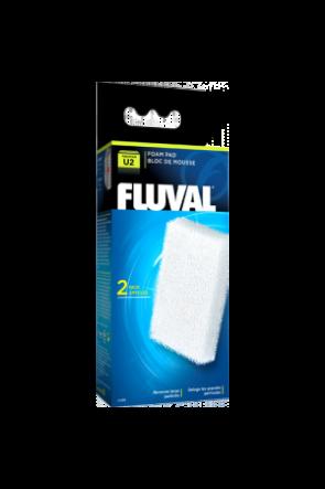 Fluval U2 Filter Foam - 2 per pack A486