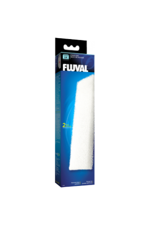Fluval U4 Filter Foam Pads - 2 per pack  A488
