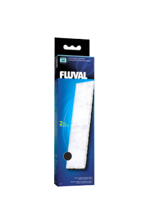 Fluval U4 Filter Poly/Carbon Cartridge - 2 per pack A492