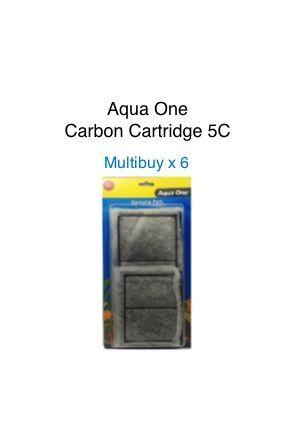 Aqua One Carbon Cartridge - 5C