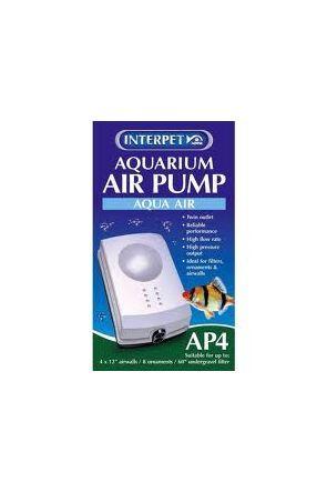 Interpet AP4 Air Pump (twin outlet)