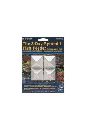 API 3 day Pyramid fish feeder