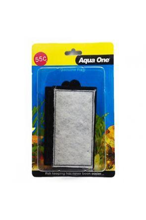 Aqua One 55c Carbon Sponge for the Clear View 280  Aquarium