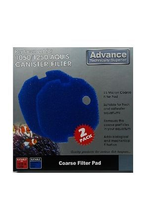 Aqua One 403s Coarse Sponge for the Aquis 1050 / 1250 External Filters