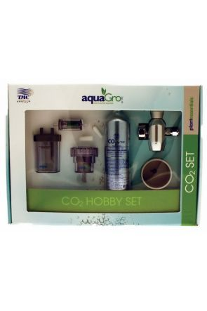 Aquagro CO2 - Hobby Set Plastic