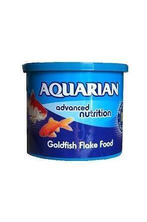 Aquarian Coldwater Flake Food 200g