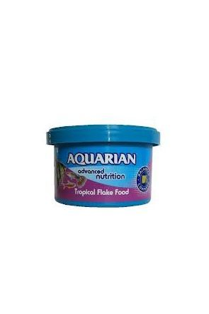 Aquarian Tropical Flake Food 50g