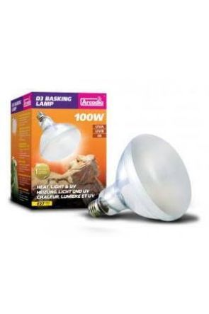 Arcadia D3 UV Lamp - 100w