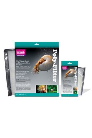 Arcadia Aquarium Poly Filter Pad (30x30cm)