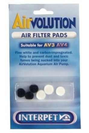Interpet AirVolution 3 & 4 Filter Pads (2552)