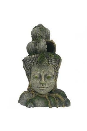 Aqua One Aztec figure head ruin 19x14x29cm