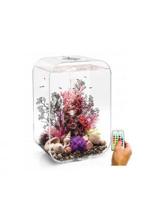 Life 45 Clear Aquarium