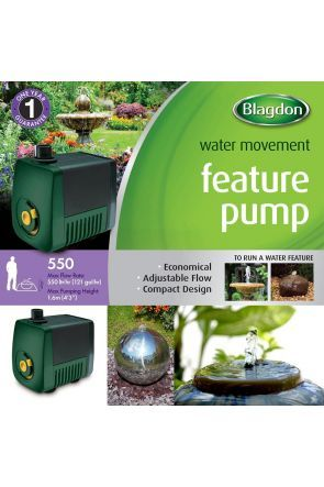 Blagdon 550 Outdoor Pond Feature Pump