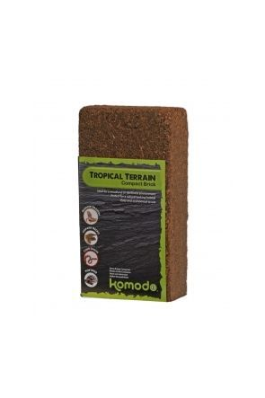 Komodo Tropical Compact Brick - Standard